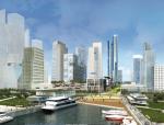 [天津]滨海新区于家堡商务区设计方案文本