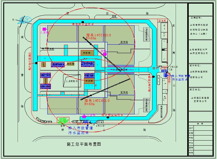 浦东机场综合保税区绿色施工方案