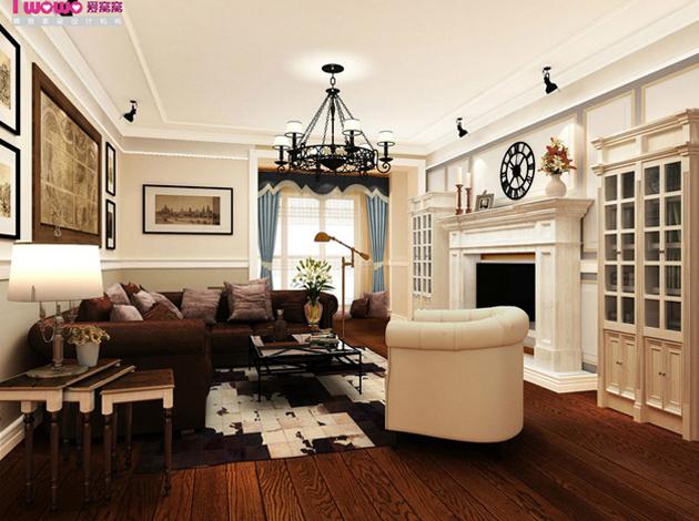 客厅-兰德华庭第1张图片