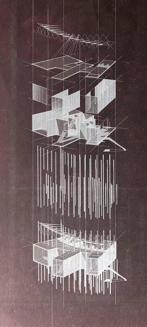 """脱了!建筑分析图怎么""""脱""""?_17"""