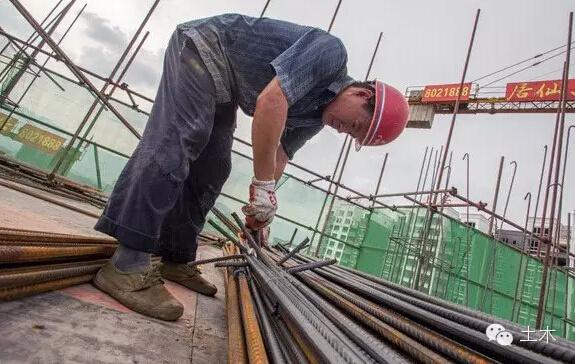 一个三十年的老钢筋工总结的32条施工经验