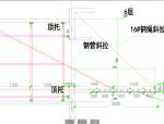 关于在室内搭设钢管架进行悬挑防护棚搭设,品茗软件都没这种计算