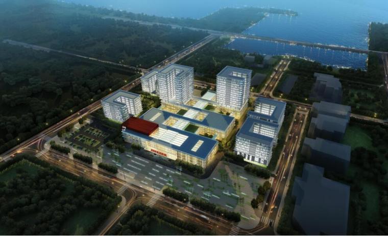 [广东]深圳某hospital建筑设计方案文本(pdf+80张)_2
