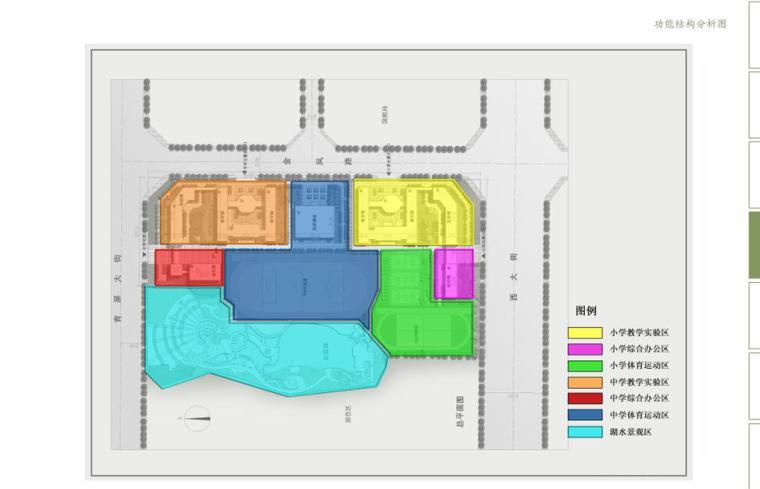 [河南]现代中小学规划及单体建筑设计方案文本_4