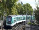 法兰西岛今夏地铁大施工