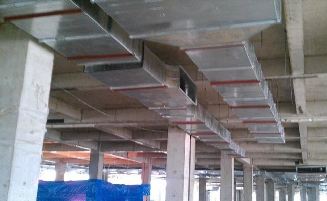 通风空调风管制作安装技术