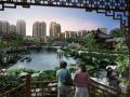 [上海]低密度特色歷史文化生態居住區景觀設計方案