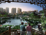 [上海]低密度特色历史文化生态居住区景观设计方案