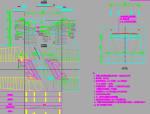 二级公路预应力简支T梁桥及空心板桥CAD图纸345张(共8座桥)