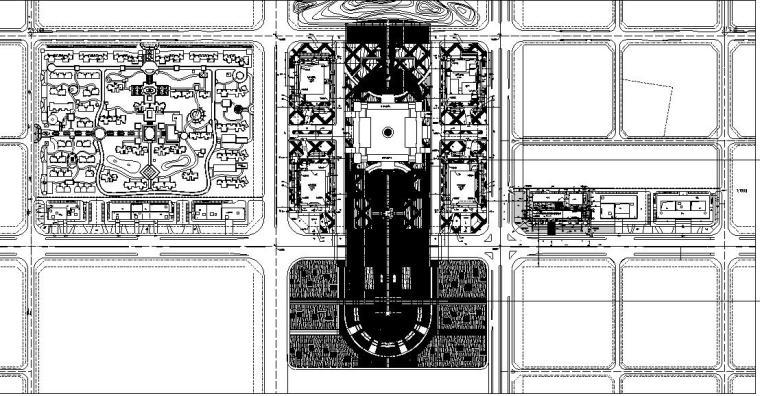[安徽]某城市质监局建筑施工图设计图_4