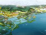 """[江苏]""""三园合一""""滨水生态休闲游乐科普公园大型景观规划设计方案(森林植物园+动物园+游乐园)"""