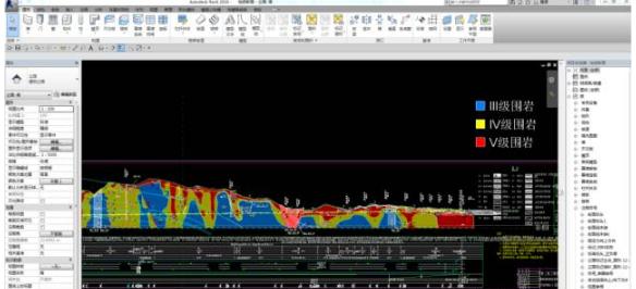 BIM辅助铁路隧道施工方案优化设计