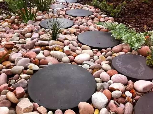 你的庄园里有这样的石元素创意景观吗?_16