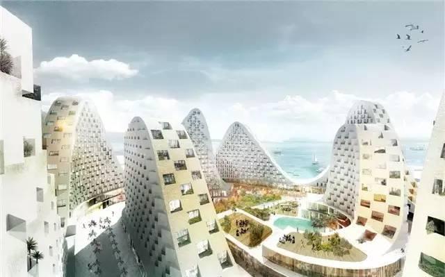 世界十大最具创意的商业建筑设计