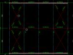 幼儿园顶部钢结构图纸(含计算书)