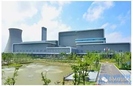 [BIM案例]老港再生能源利用中心BIM应用
