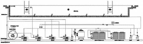[湖南]别墅游泳池给排水全套施工图纸