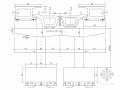7-32米双箱单室双线简支箱梁站台桥施工图(19张)
