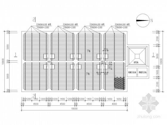 [江苏]乳制品厂污水生物接触氧化处理工艺施工图