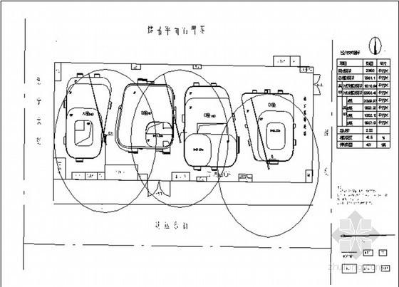 [内蒙古]高层住宅楼工程群塔作业施工方案