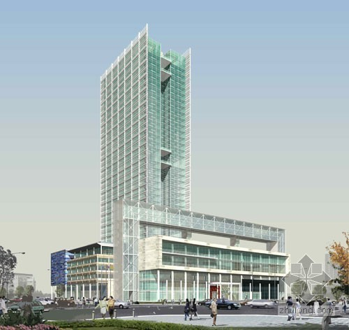 [广州]知名大厦智能建筑设备监控分项方案(VAV空调系统)