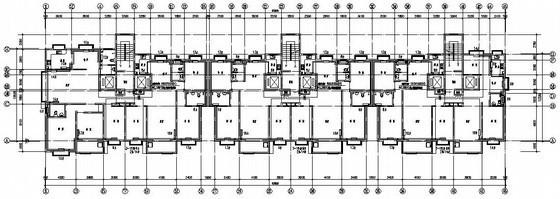 高层住宅楼采暖设计施工图