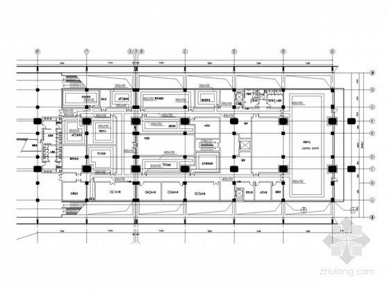 [上海]甲级设计院大型公共建筑全套电气施工图纸90张(电力负荷计算书)