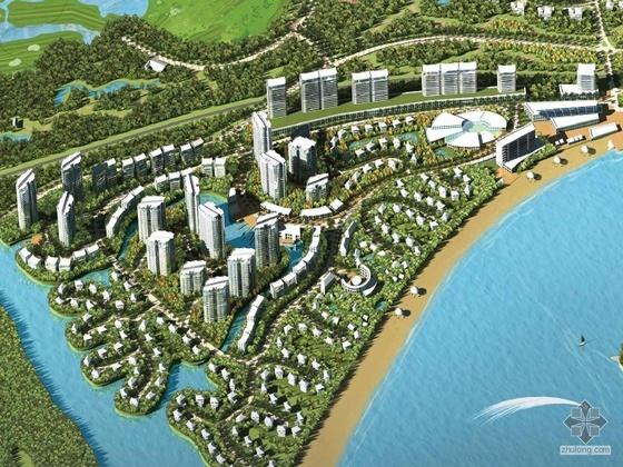 某国际康乐度假庄园规划设计方案