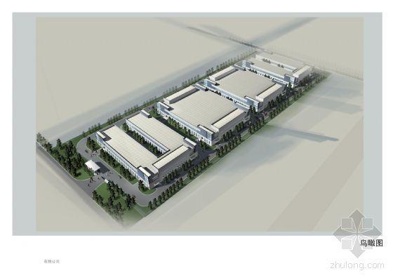 某工业厂区规划设计方案