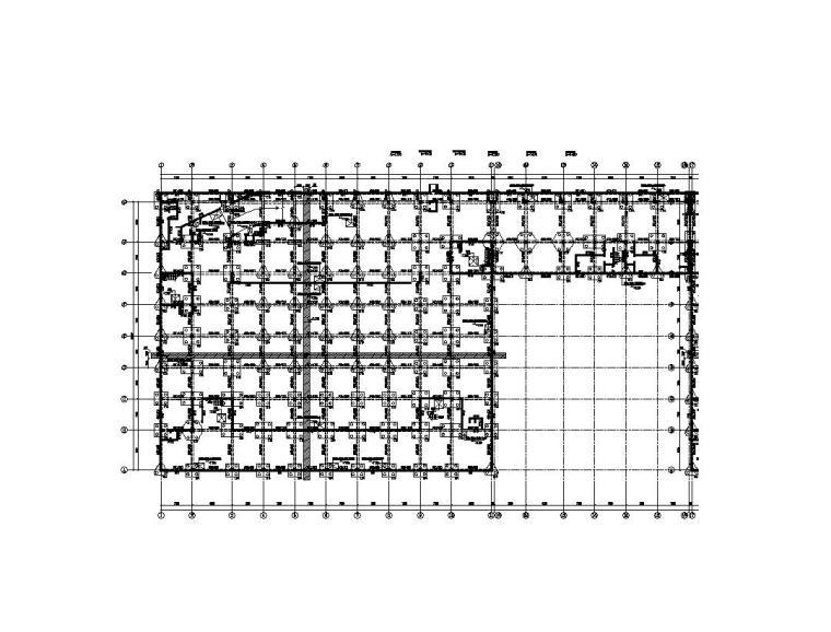 [浙江]钢筋混凝土结构—商务楼结构施工图