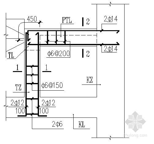板式楼梯构件通用配筋表大全