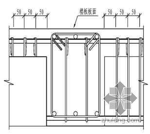 上海某国际广场工程施工组织设计(技术标 双塔结构)