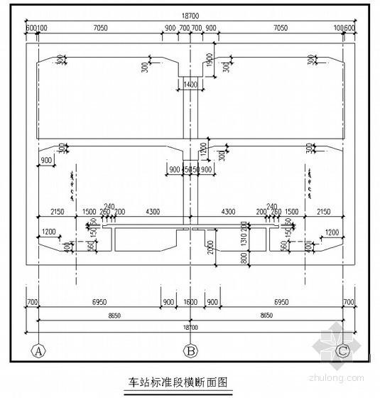 [陕西]地铁车站土建工程施工组织设计(明挖、钢支撑)