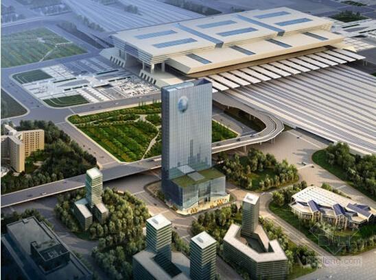 [广州]BRT调度指挥中心综合交通体工程造价指标分析