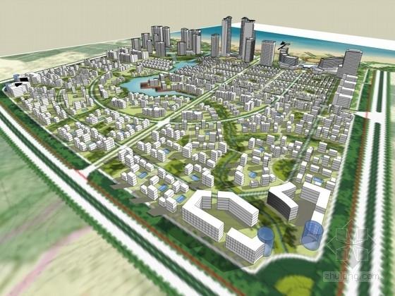 [海南]海景公寓景观初期概念规划深化设计