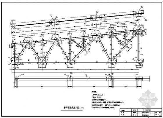 [学士]27米梯形钢屋架钢课程设计