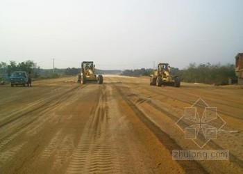 [广西]高速公路工程实施性施工组织设计