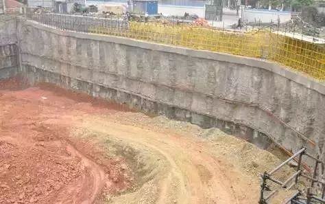 一栋高层住宅从基坑开挖到竣工的整个流程,就这34步!_3