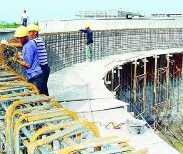 给排水施工案例之污水处理厂配套管网施工组织设计(附图)