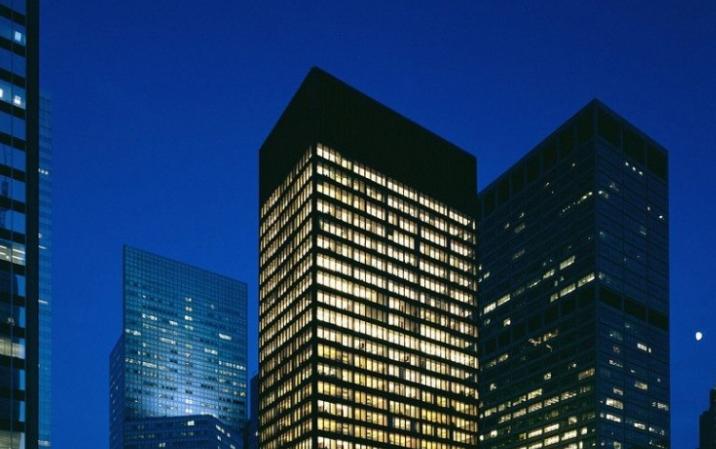 [深圳]超高层商务公寓楼空调通风设计施工图(含计算书)