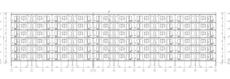 某住宅楼工程算量参考施工图全套