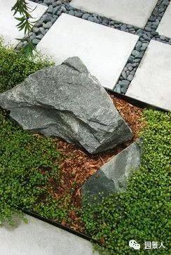 花园景观·石器小景_10