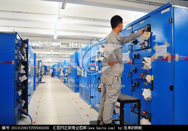 配电箱(盘)安装工艺标准.