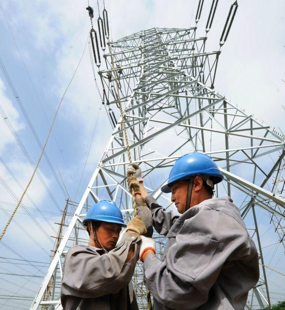 某工程用电施工组织设计方案及配电图