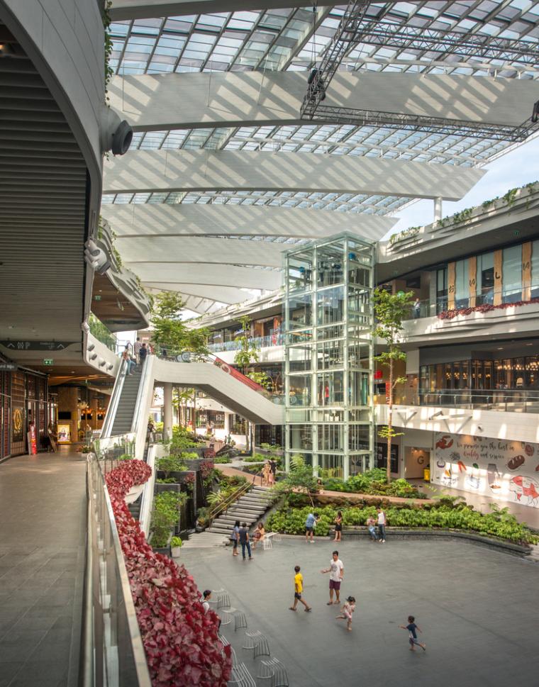泰国Megabangna山谷购物中心实景图 (23)