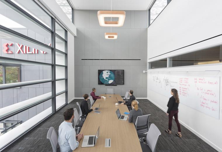 美国Xilinx总部大楼改造-13