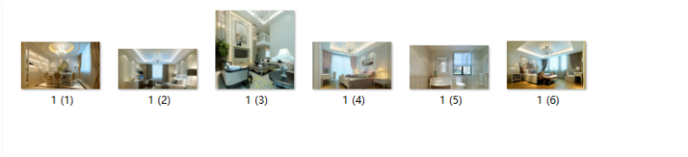 欧式风格独栋别墅设计整套CAD施工图(含效果图)缩略图