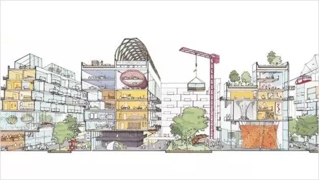 谷歌投资10亿兴建未来之城!装配式建筑成主角!_14