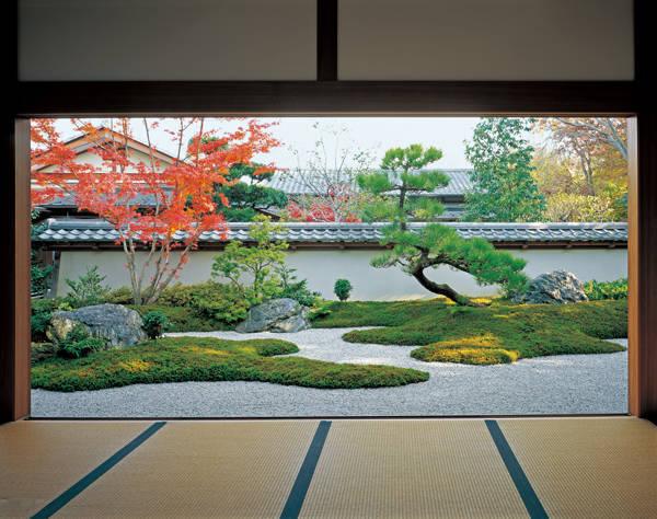 日本园林与十大枯山水庭院