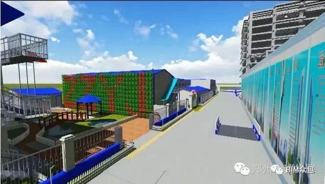 BIM技术在利丰大厦项目中的应用